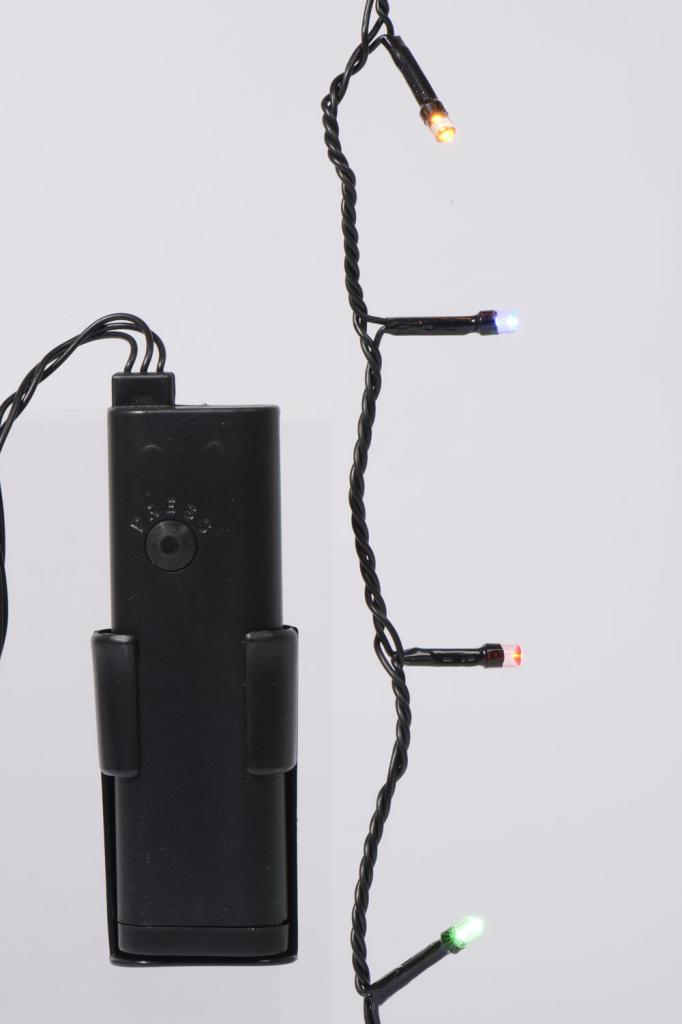 Kaemingk LED Durawise Outdoor Twinkle Lights - 48 Bulb Multi