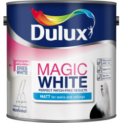 Dulux Magic White Matt 2.5L
