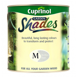 Cuprinol Garden Shades Medium Mix Base 2.5L