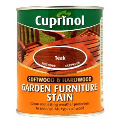 Cuprinol Garden Furniture Stain 750ml Teak