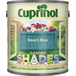 Cuprinol Garden Shades 1L Beach Blue