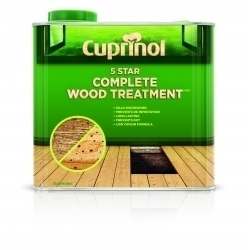 Cuprinol 5 Star Complete Wood Treatment 2.5L