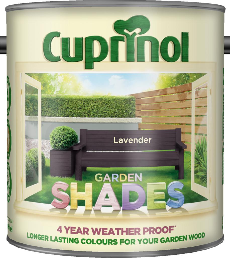 Cuprinol Garden Shades 2.5L - Lavender