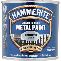 Hammerite Metal Paint Smooth 250ml