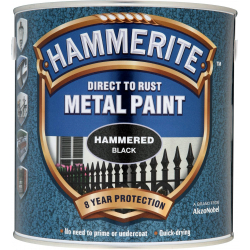 Hammerite Metal Paint Hammered 2.5L