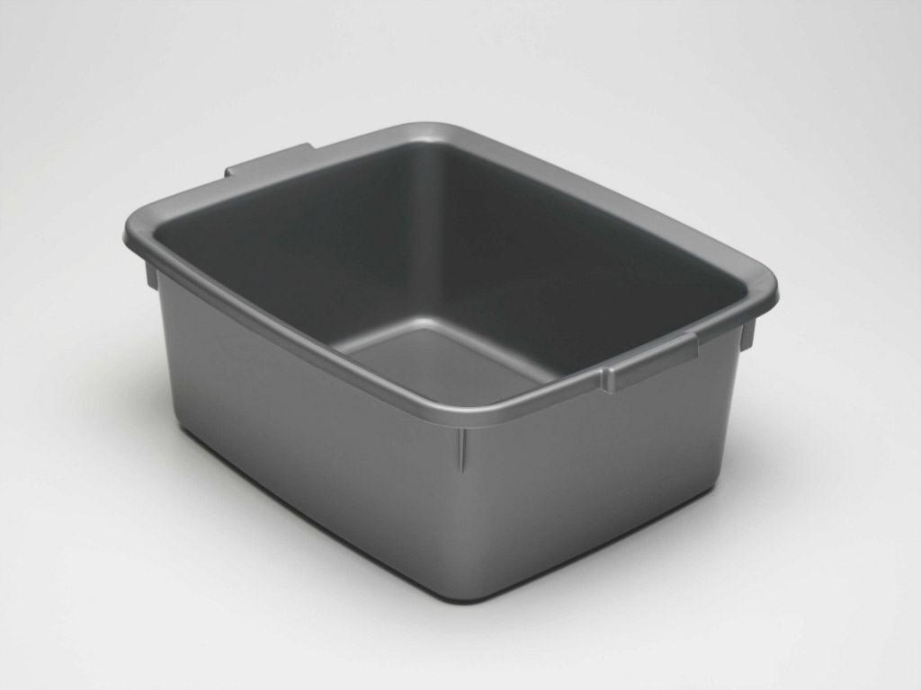 Addis 5 Star Rectangular Bowl - 12L Metallic