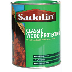Sadolin Classic Wood Protection 1L Light Oak