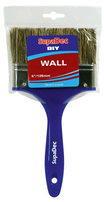 "SupaDec DIY Wall Brush - 4"" / 100mm"