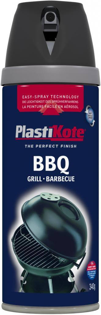 PlastiKote BBQ Spray Paint - 400ml