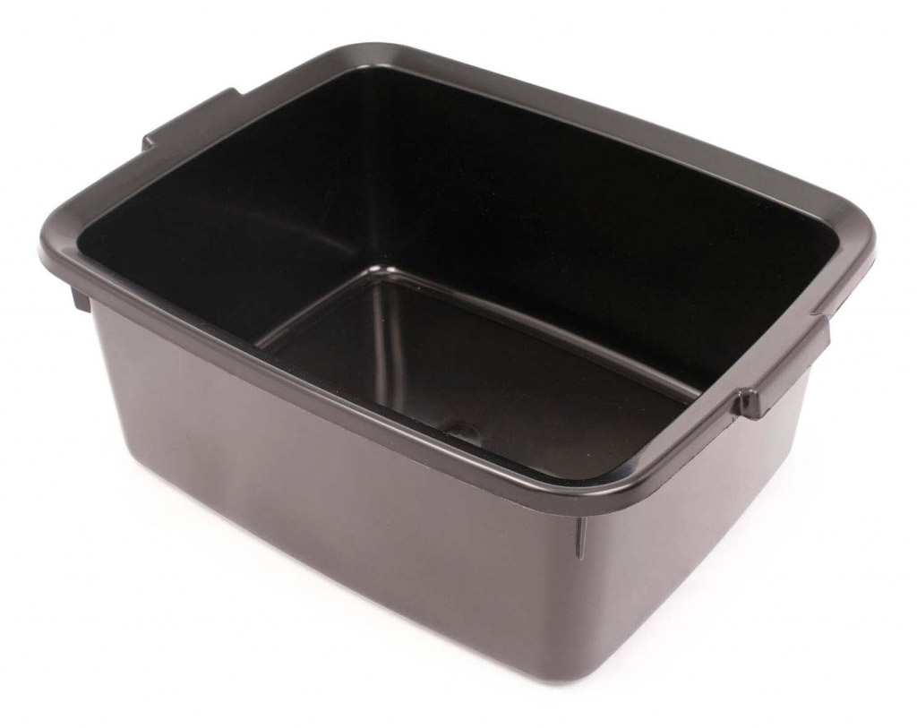 Addis 5 Star Rectangular Bowl - Soft Black