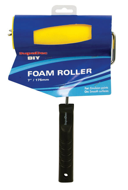 "SupaDec Foam Roller - 7""/175mm"