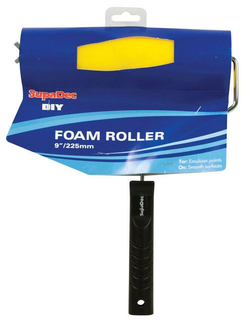 """SupaDec Foam Roller Complete - 9"""" / 255mm"""