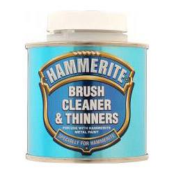 Hammerite Brush Cleaner and Thinners 250ml