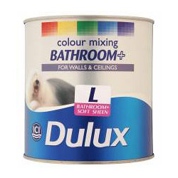 Dulux Colour Mixing Bathroom+ Soft Sheen Base 1L