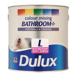 Dulux Colour Mixing Bathroom+ Soft Sheen Base 2.5L