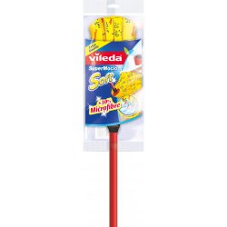 Vileda Supermocio Soft Head & Handle Mop