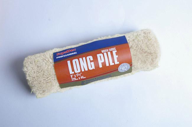 """SupaDec Long Pile Roller Refill - 9"""" x 1.75"""" / 255mm x 44mm"""