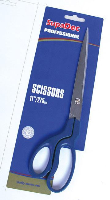 SupaDec Professional Scissors - 11