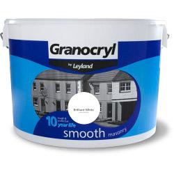 Granocryl Smooth Masonry 10L