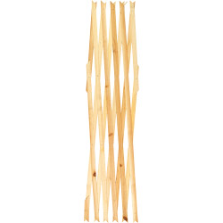 SupaGarden Trellis With Brass Pins - 3mm Pine 6ft x 2ft