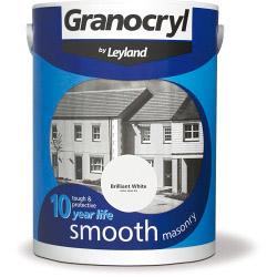 Granocryl Smooth Masonry 2.5L