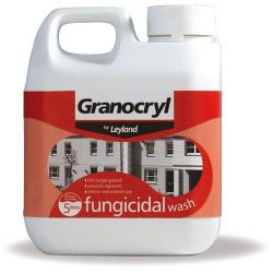 Granocryl Fungicidal Wash Clear - 1L