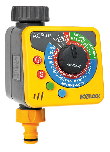 Hozelock Aqua Control 1 Plus - Flexible Water Timer Plus