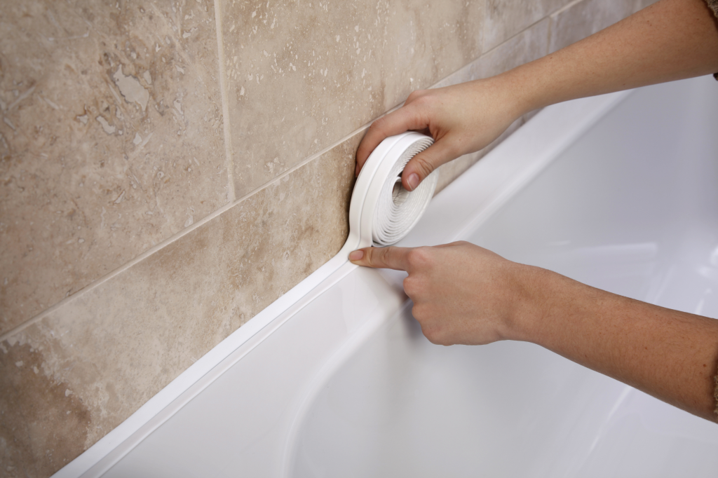 SupaDec Bathroom Sealing Strip - 3.35M x 38mm
