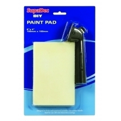 DIY Paint Pad with Handle - 6x4""