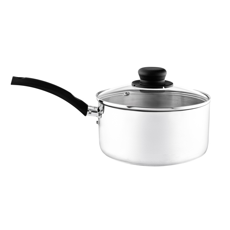 Pendeford Sapphire Collection Polished Sauce Pan - 20cm