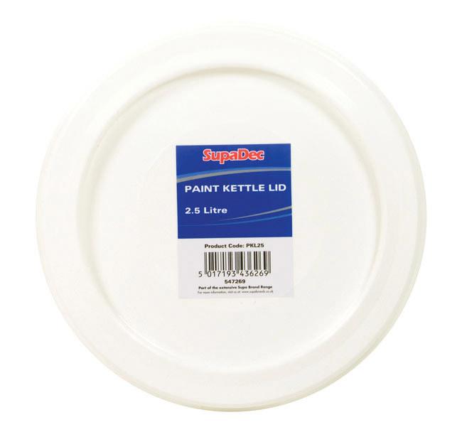 SupaDec 1L Paint Kettle Lid