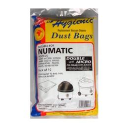 Numatic NV Bags