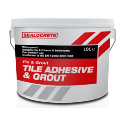 Sealocrete Fix Amp Grout Tile Adhesive Amp Grout Stax Trade
