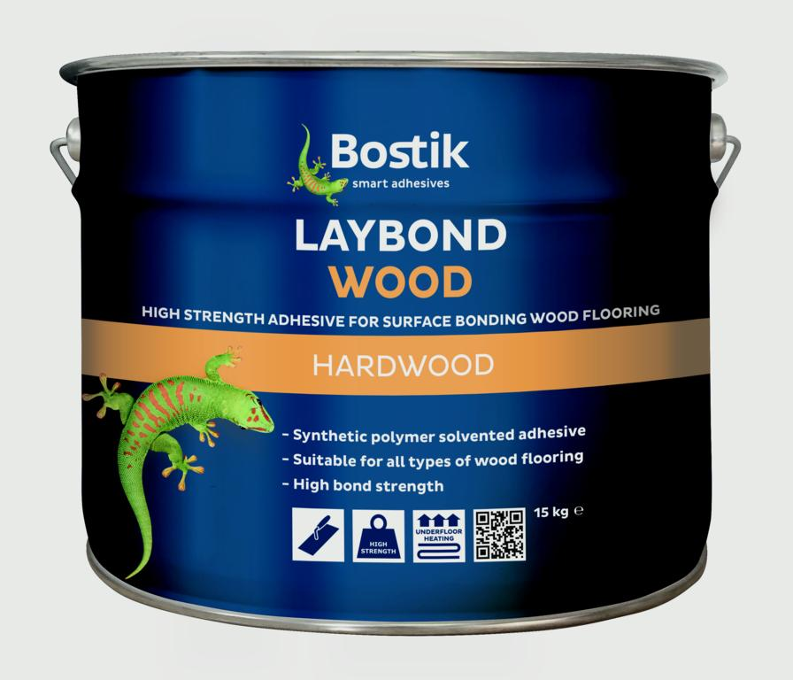 Bostik Laybond Wood Bond - 10L
