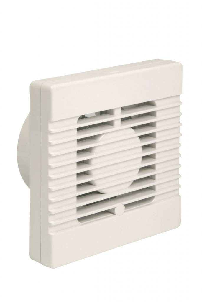 """Manrose Vent Timer + Extractor Fan - 4"""""""
