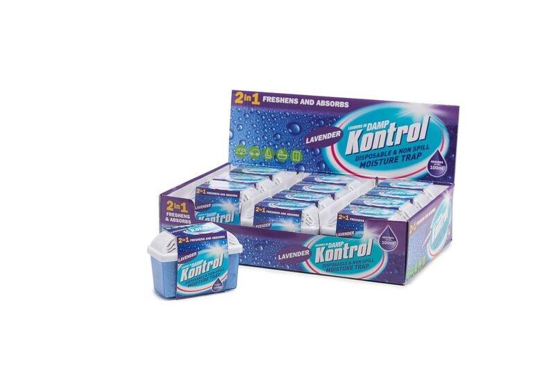 Kontrol Mini Moisture Trap - Lavender Scent