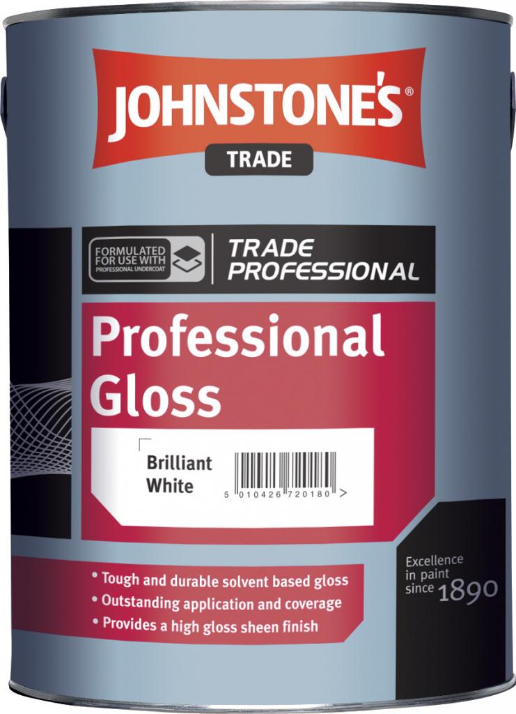 Johnstone's Trade Professional Gloss - 'Z2' 0.79L Mixer