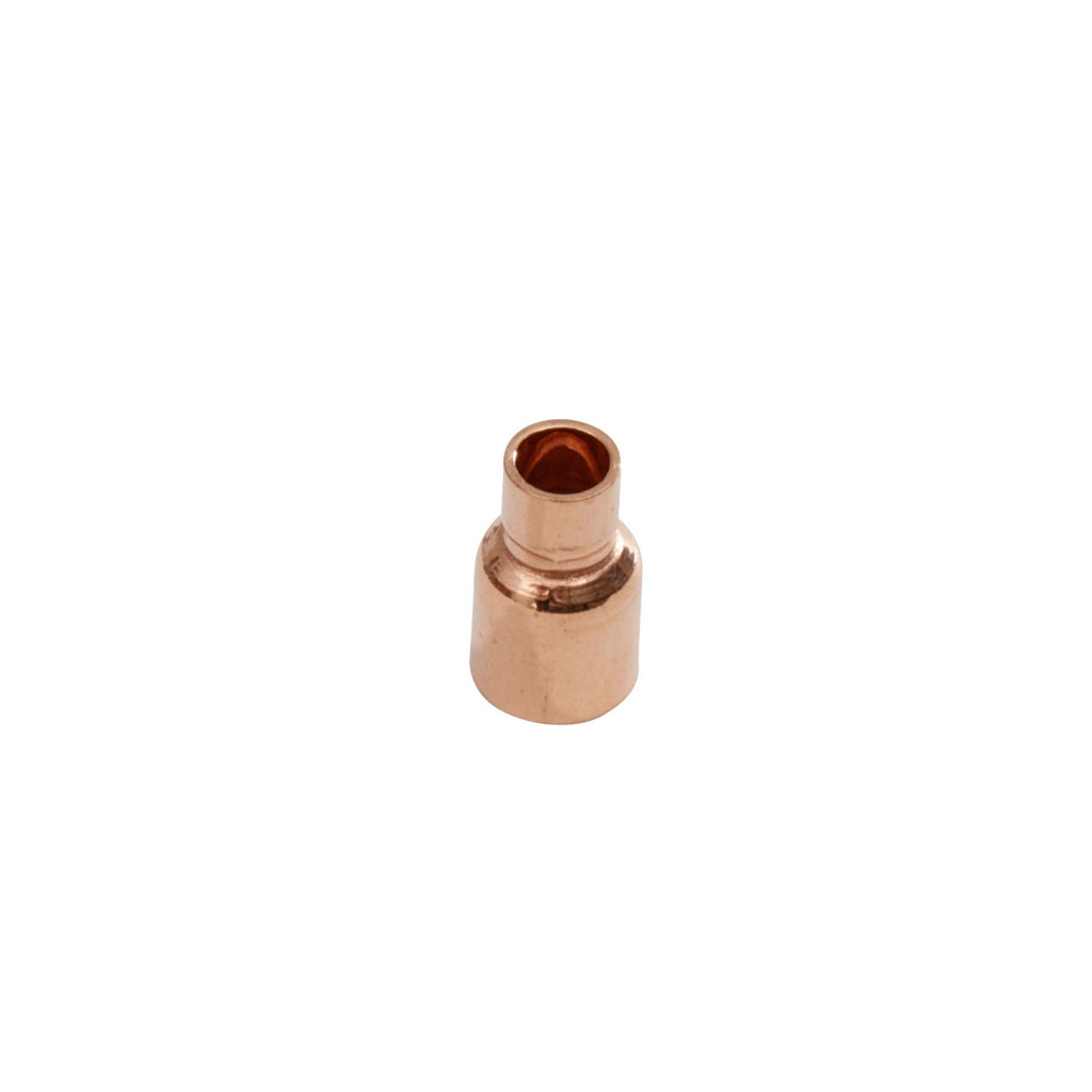 SupaPlumb End Feed Fitting Reducer Pack 10 - 22mm X 15mm