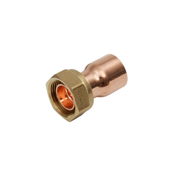 Supaplumb End Feed Straight Tap Connector Pack 10 Stax