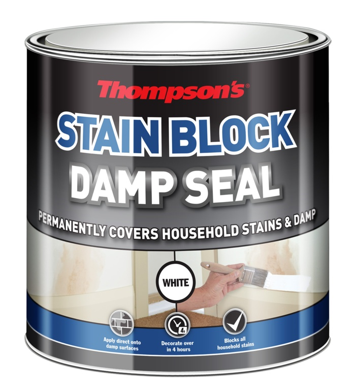 Thompson's Stain Block Damp Seal - 2.5L