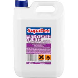 SupaDec Methylated Spirit - 5L