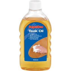 SupaDec Teak Oil