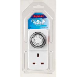 SupaLec Plug-in Timer