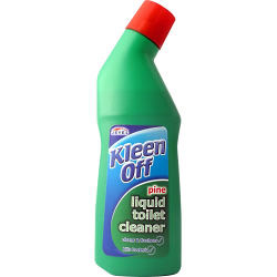 Kleen Off Liquid Toilet Cleaner