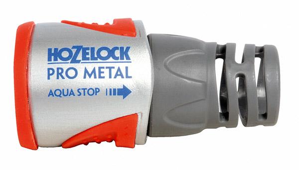Hozelock AquaStop Connector PRO - (12.5mm & 15mm)