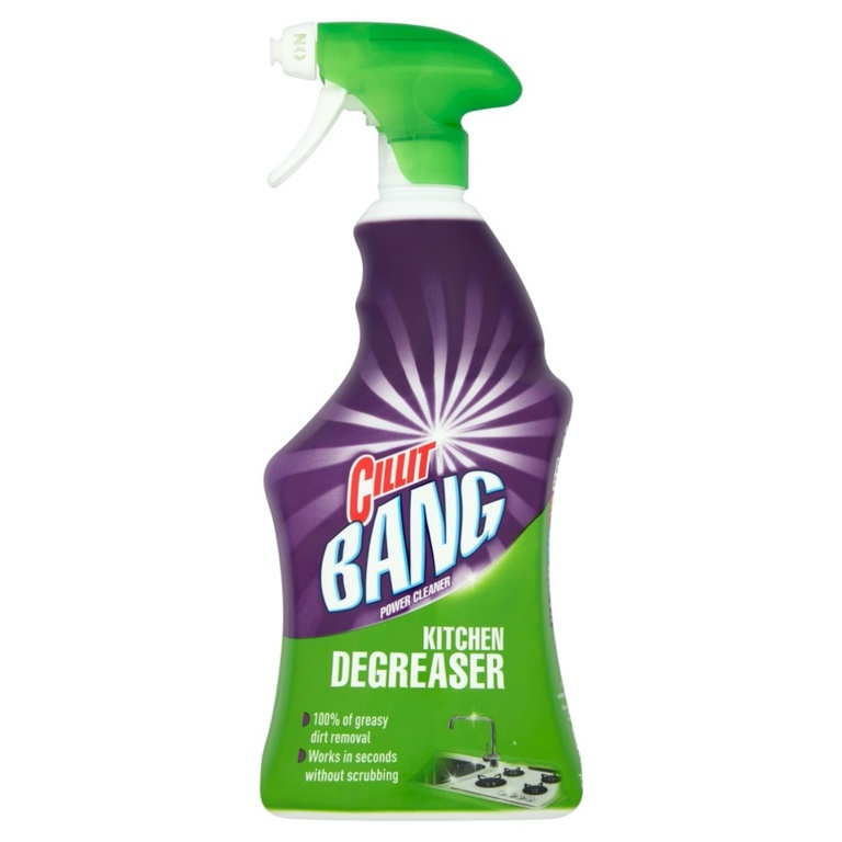 Cillit Bang Grease & Sparkle (Degreaser) - 750ml