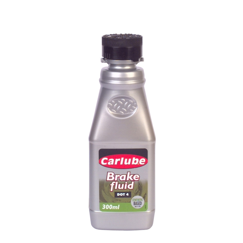 Carlube Dot 4 Brake Fluid - 300ml