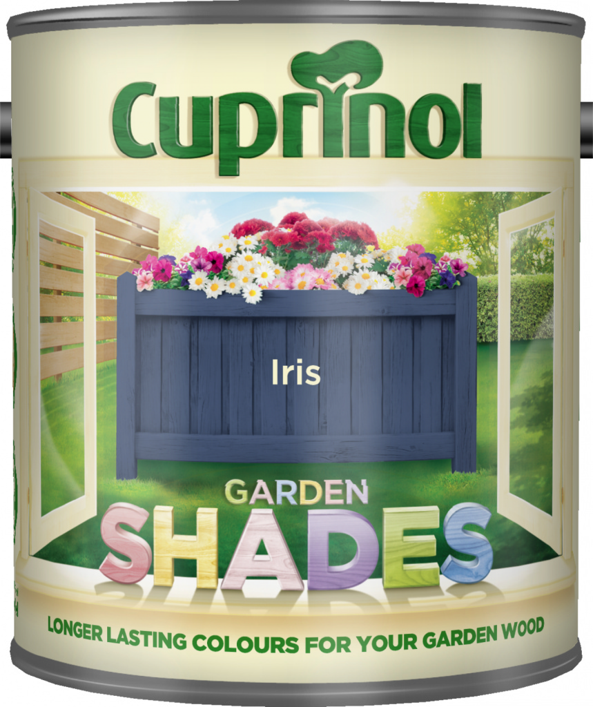 Cuprinol Garden Shades 1L - Iris
