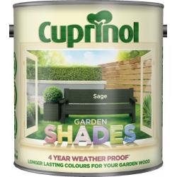 Cuprinol Garden Shades 2.5L Sage