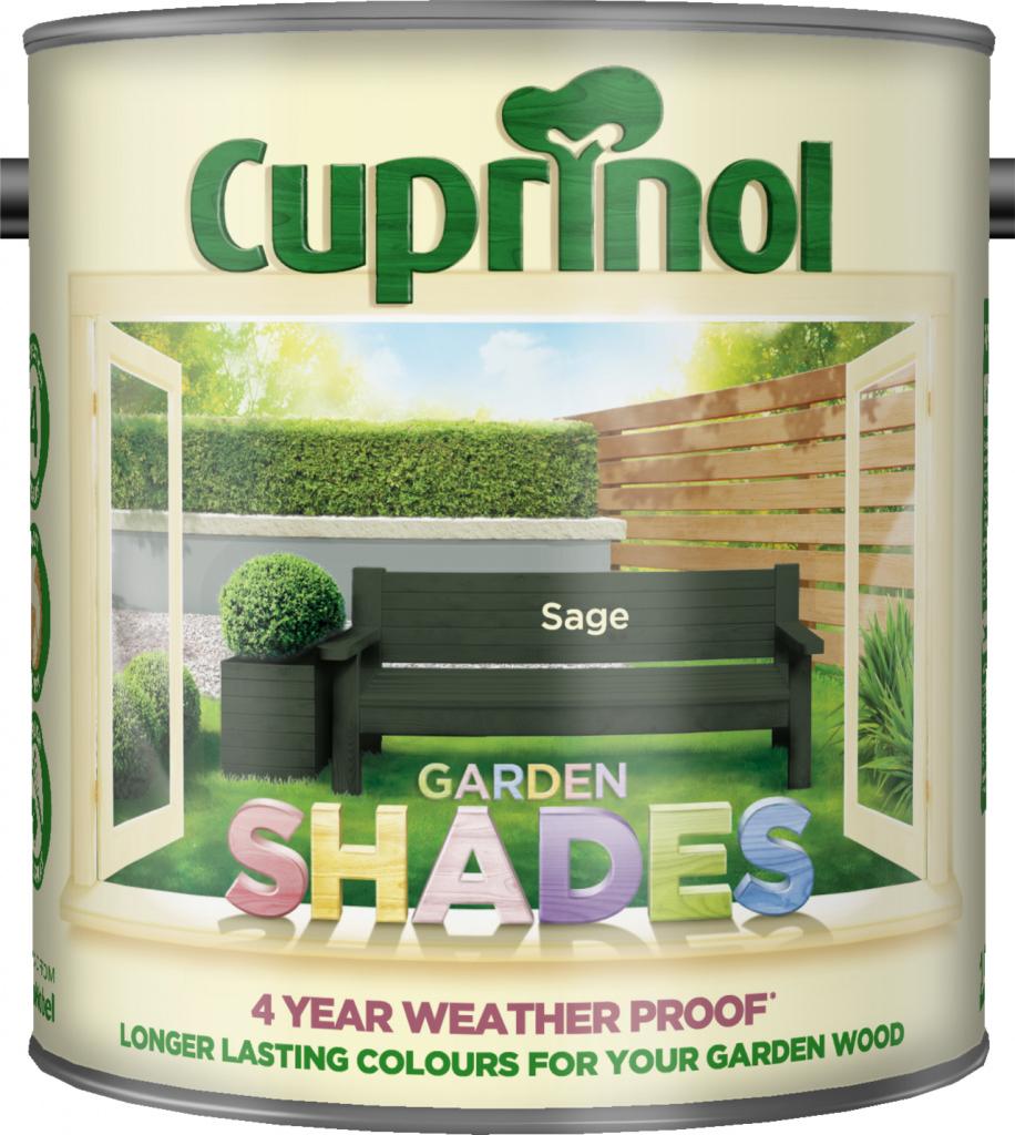Cuprinol Garden Shades 2.5L - Sage